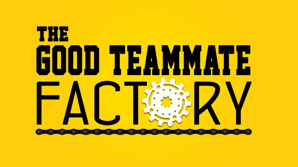 Good Teammate Factory Logo